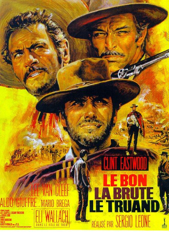 film Le Bon La Brute Et Le Truand streaming