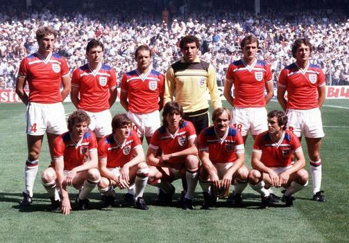 16 juin 1982 angleterre 3 1 france premier tour de coupe du monde - Coupe du monde de football 1982 ...