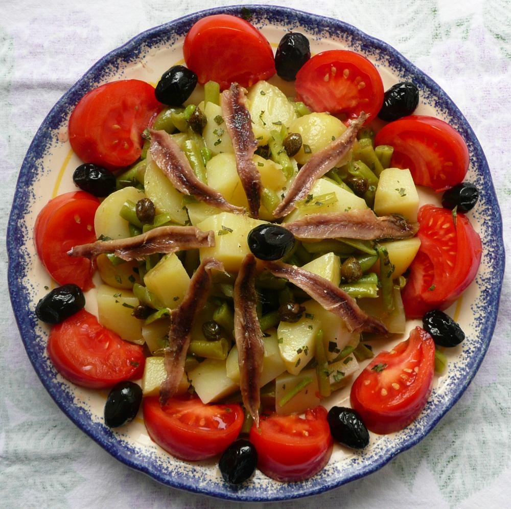 Eecn46 ogcn pas de salades faut ramener les trois points poteaux carr s - Quand repiquer les salades ...