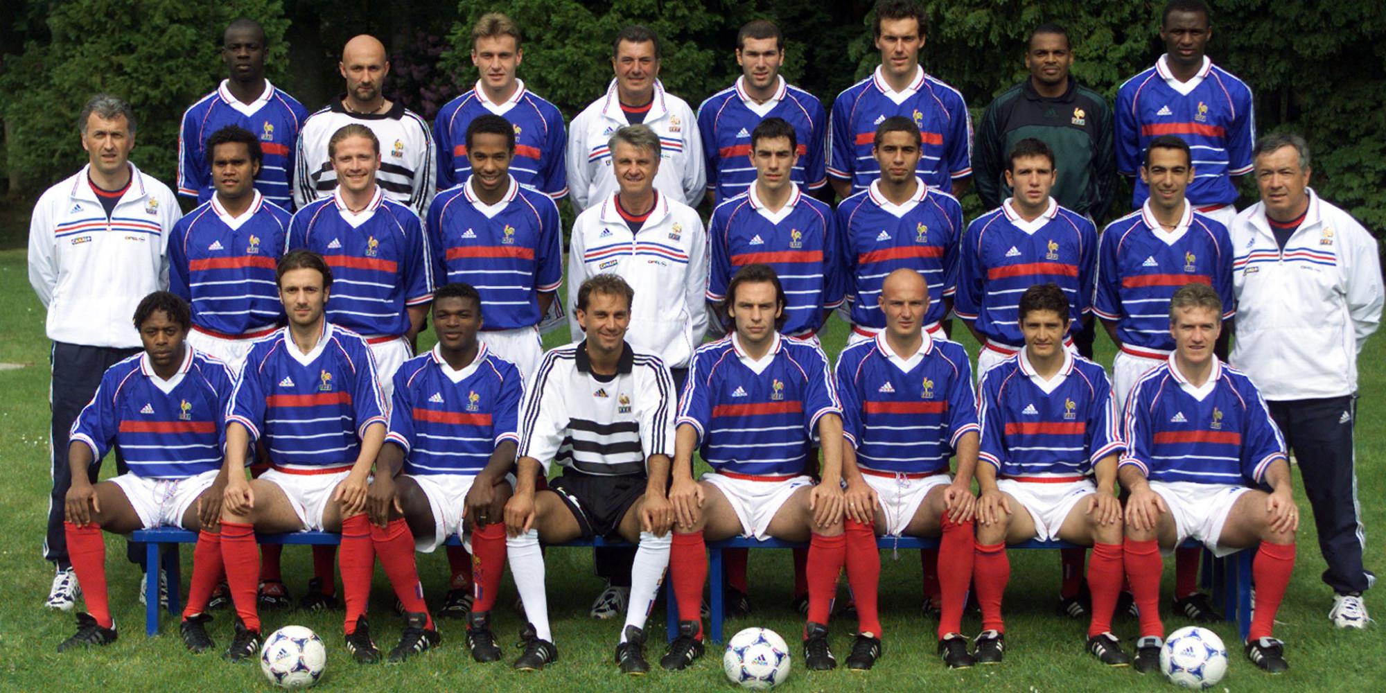 28 juin 1998 france 1 0 paraguay huiti me de finale de - Tous les buts coupe du monde 1998 ...