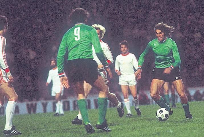 12 mai 1976 bayern munich 1 0 asse finale de la coupe d 39 europe des clubs champions - St etienne coupe d europe ...