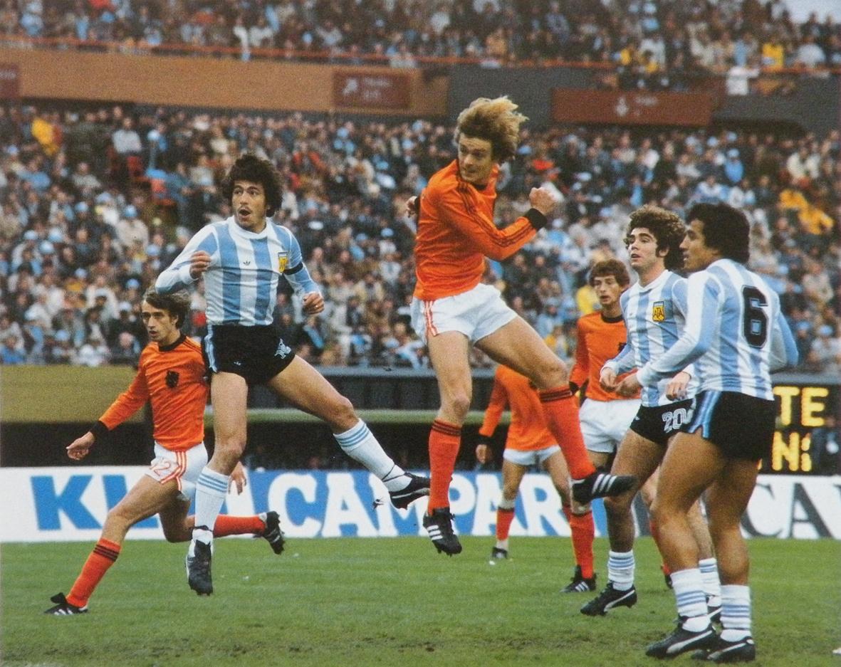 25 novembre 1951 naissance de johnny rep - Finale coupe du monde 1978 ...